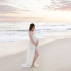 Beach Pregnancy Photoshoot
